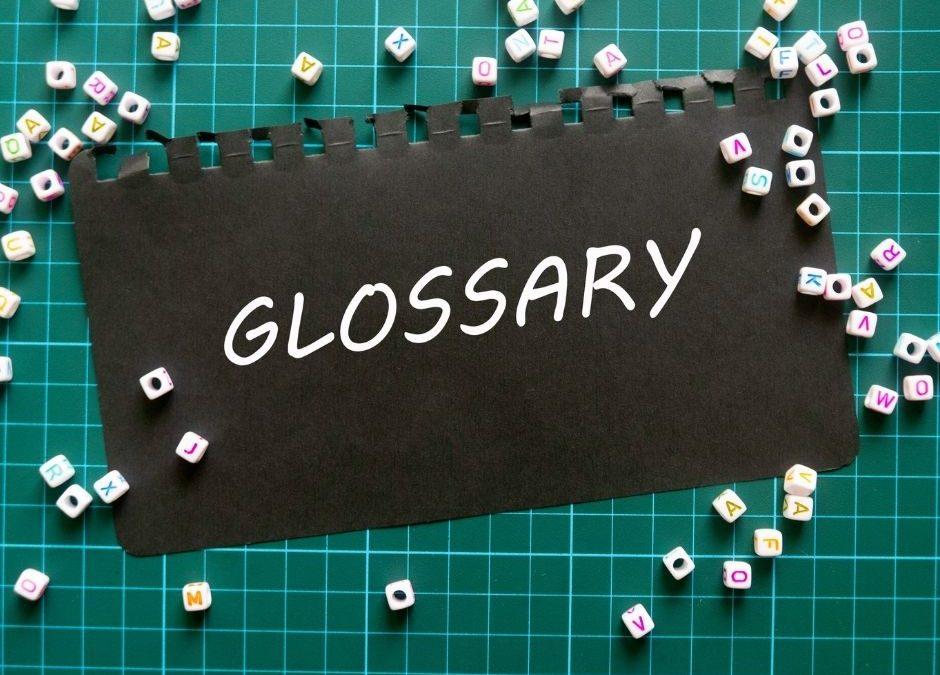 glossaireduweb