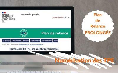 L'aide de numérisation des TPE: prolongée et élargie