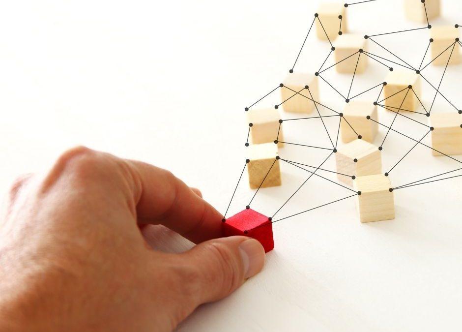 création de liens entrants